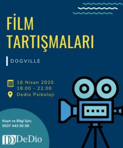 Film Tartışmaları – Dogville – 16 Nisan 2020